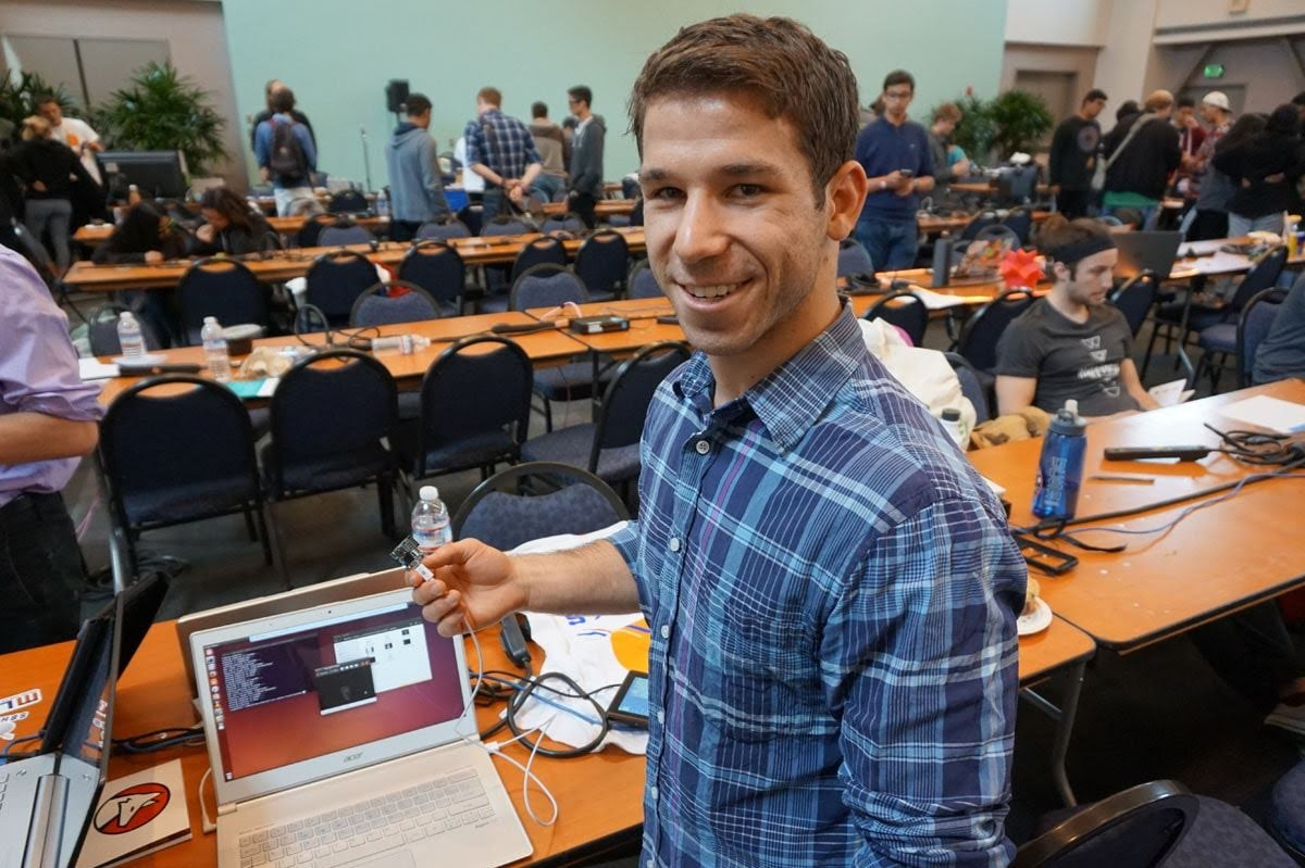 Success at the SBHacks UCSB Hackathon Event