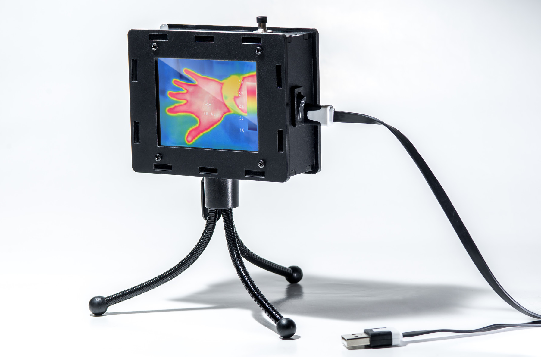 DIY-Thermocam Designed by GroupGets User
