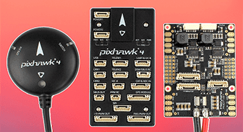 Pixhawk 4 Advanced Flight Controller with GPS Giveaway!