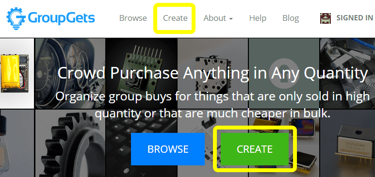 How to Create A GroupGet Campaign