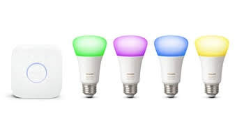 Philips Hue White and Color Ambiance Starter Kit Giveaway!