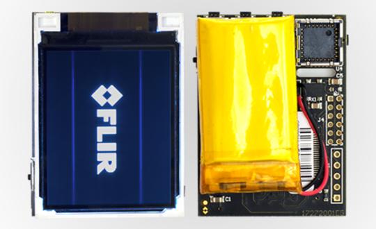 FLIR Lepton PocketCam With GUI (Round 4)