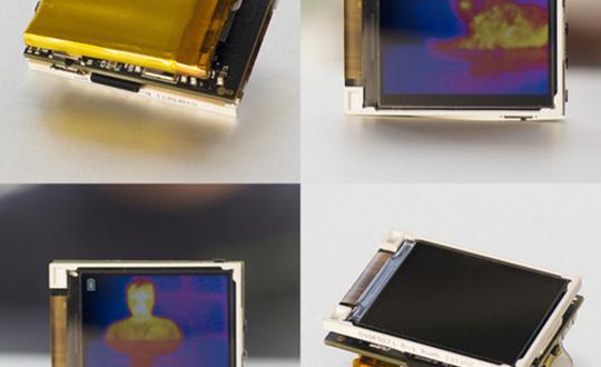 FLIR Lepton PocketCam With Lepton and GUI (Round 2)
