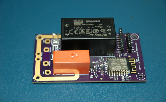 ESP8266 Power Switch