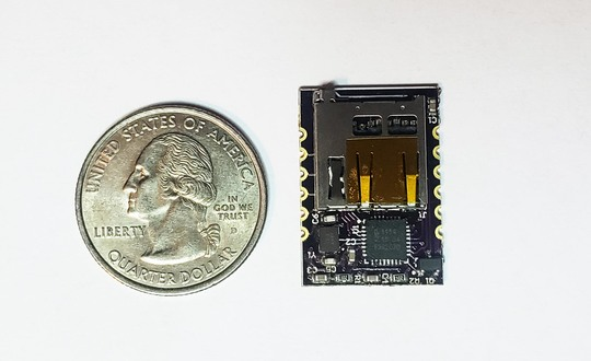 Wave III - Stereo Audio Player / Recorder module