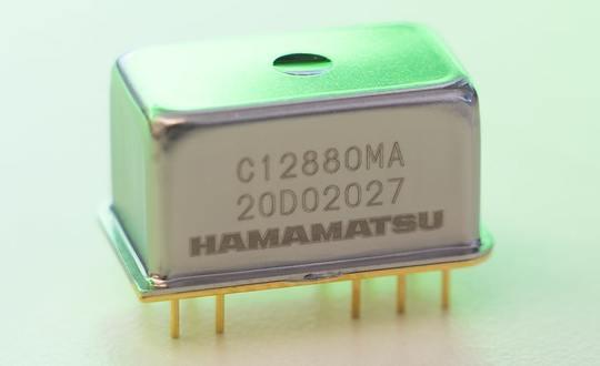 C12880MA MEMS u-Spectrometer (Round 25)