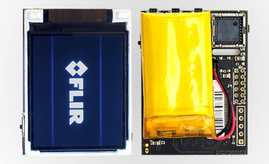 FLIR Lepton PocketCam With GUI (Round 3)