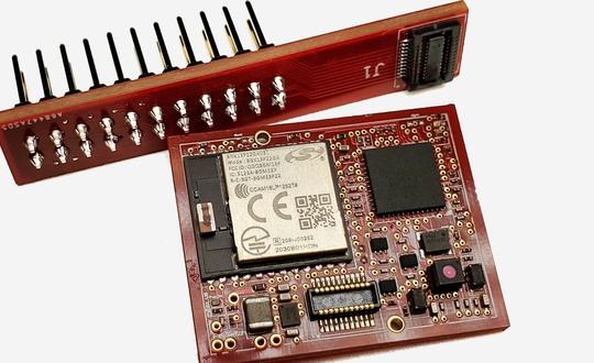 MTX Camera BLE Development Board