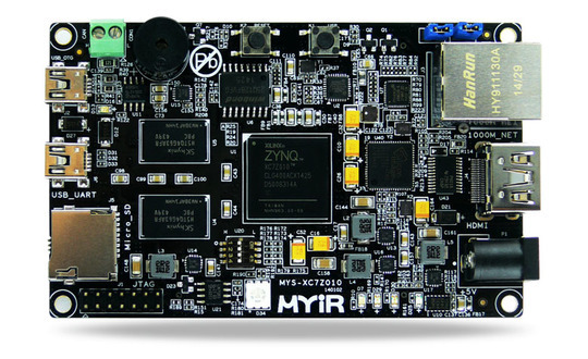 Z-turn Board XC7Z020 (Round 2)