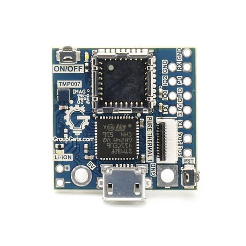 manufacturers getlab products purethermal flir lepton smart module