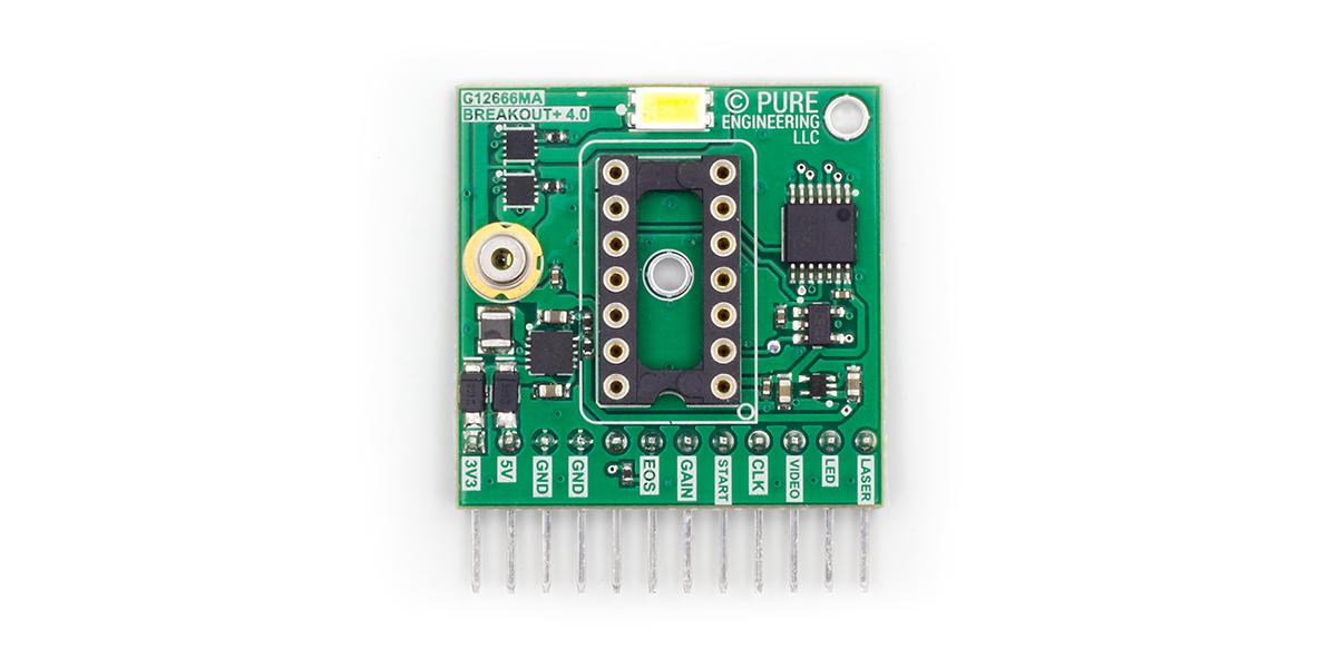 C12666MA Breakout Board