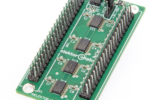 Raspberry Pi Buffer Board