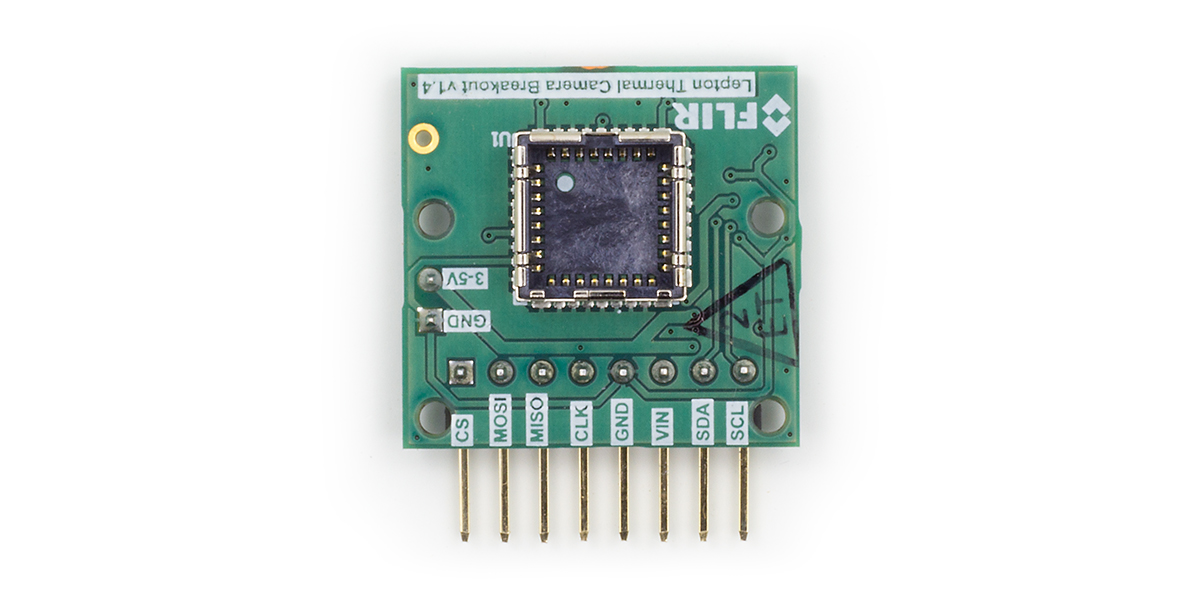 FLIR Lepton Breakout Board v1.4