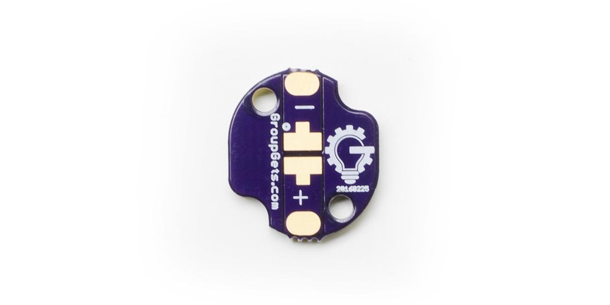 Nichia U233A U365 UV-LED PCB