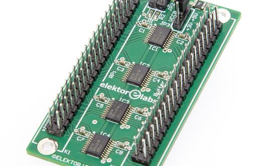 Raspberry Pi Buffer Board