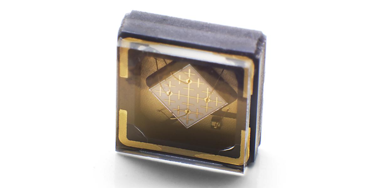 NVSU233A U365 High Power UV-LED