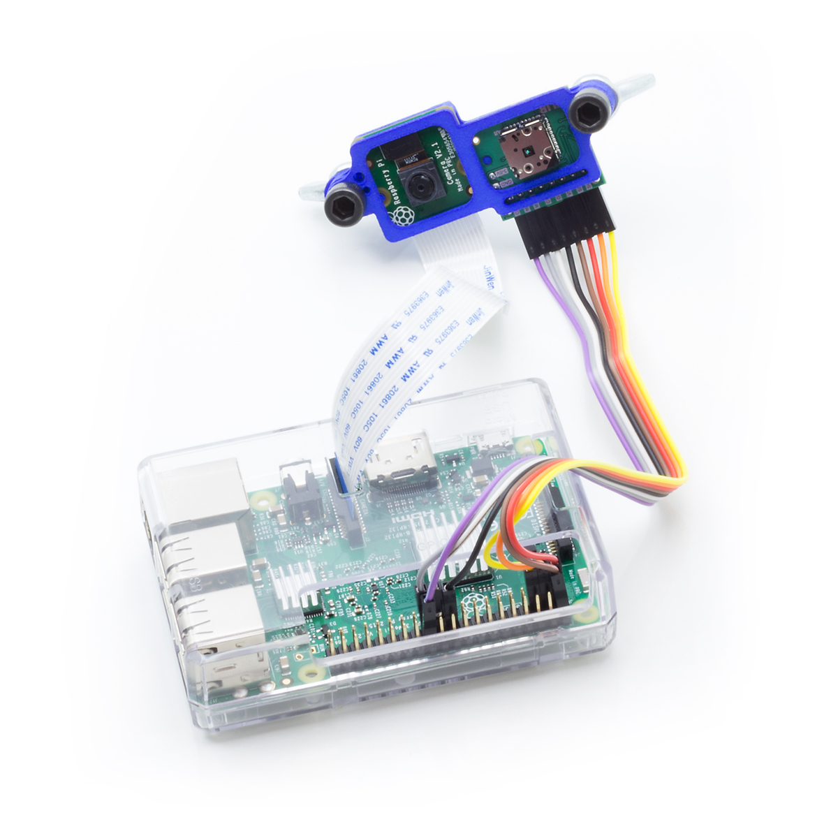 Raspberry Pi 3 FLIR Lepton Dev Kit