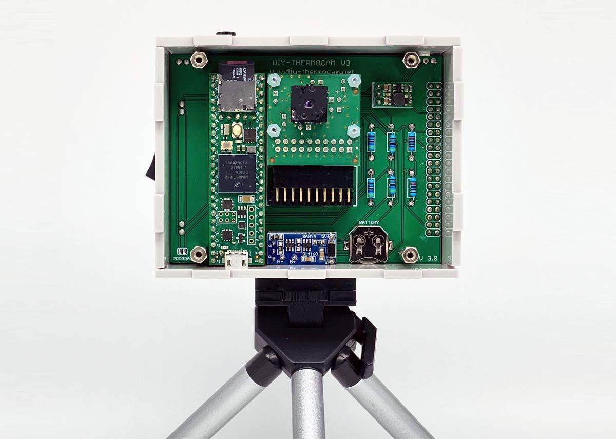 DIY-Thermocam V3