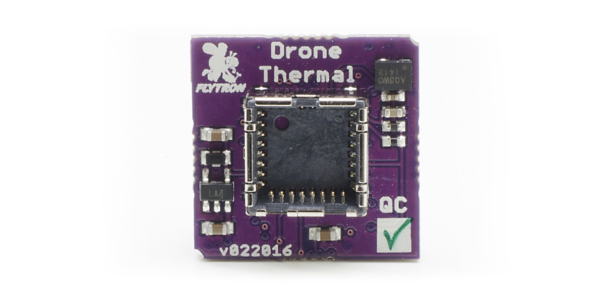 DroneThermal v3 Micro UAV Thermal Camera  Board