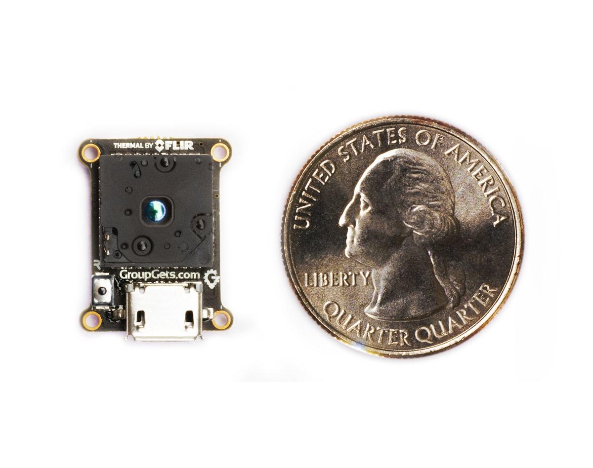 PureThermal Mini - FLIR Lepton Smart I/O Module