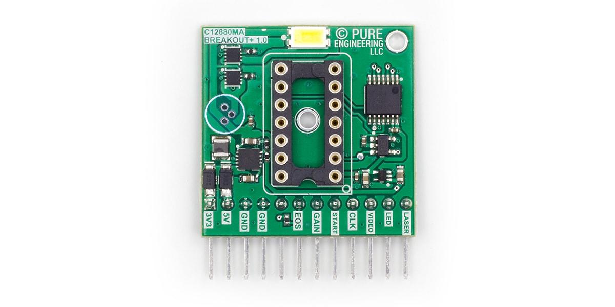 C12880MA Breakout Board