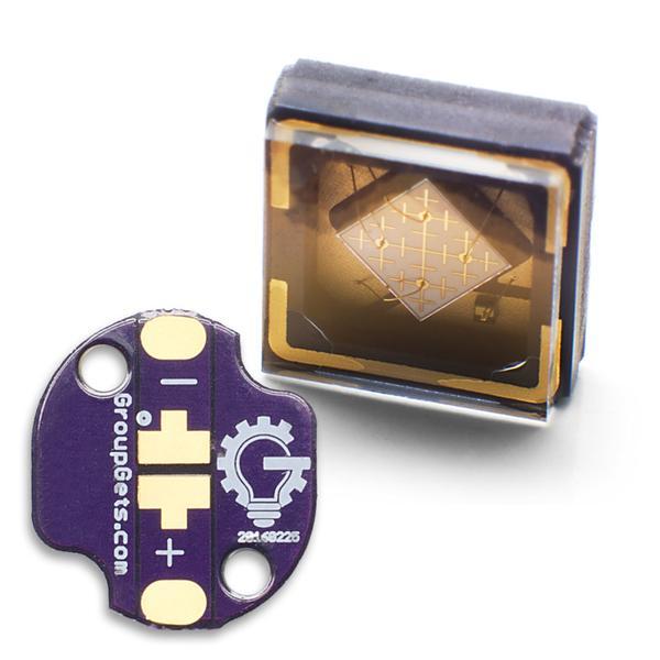 NVSU233B U365 High Power UV-LED