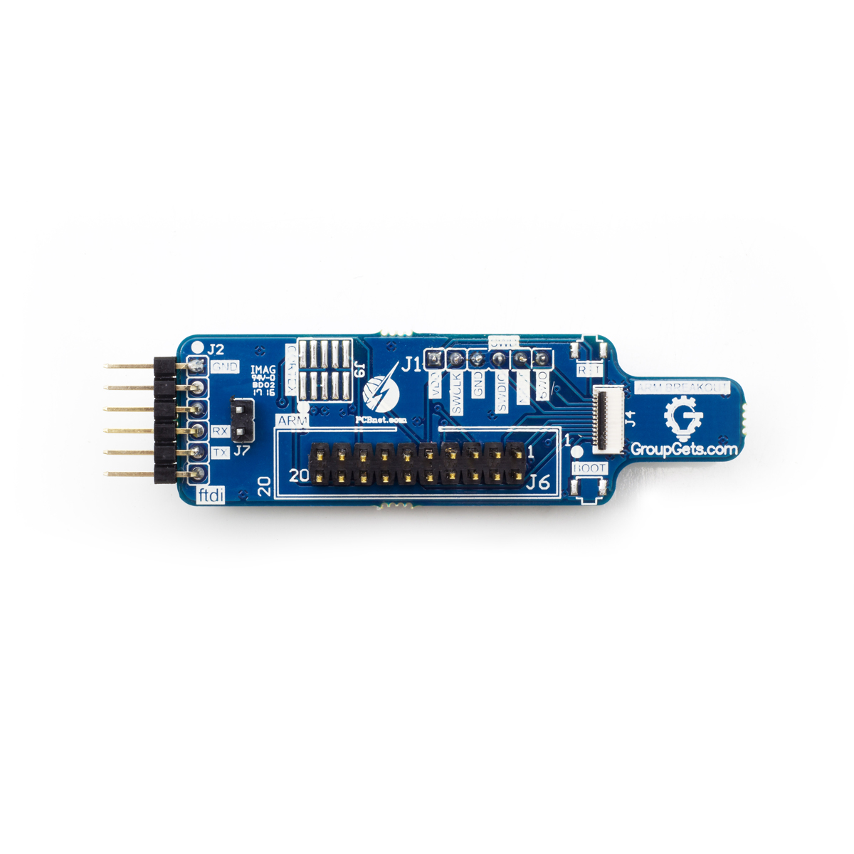 ARM MCU JTAG Adapter for PureThermal 1